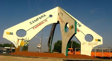 Image result for Zamfara state government house in Gusau
