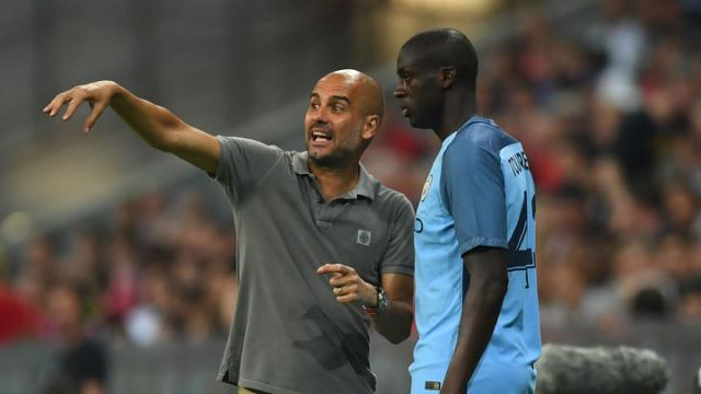 Guardiola Is A Good Coach, But His Personality Is S***, Says Yaya Toure's Agent