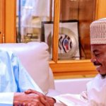 How Buhari Describes The Relationship Between His Aide, Bashir Ahmad And Osinbajo