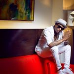 The Kind Of Phone Wizkid Is Using Will Surprise You…See Price
