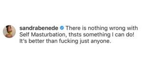 «La masturbation est mieux que de coucher avec n'importe qui», dixit une célébrité nigériane