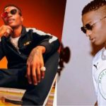 Wizkid Rocks 'Made In Lagos' Shirt After Bagging Endorsement Deal With Puma